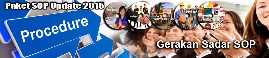 Contoh SOP Perusahaan 2015