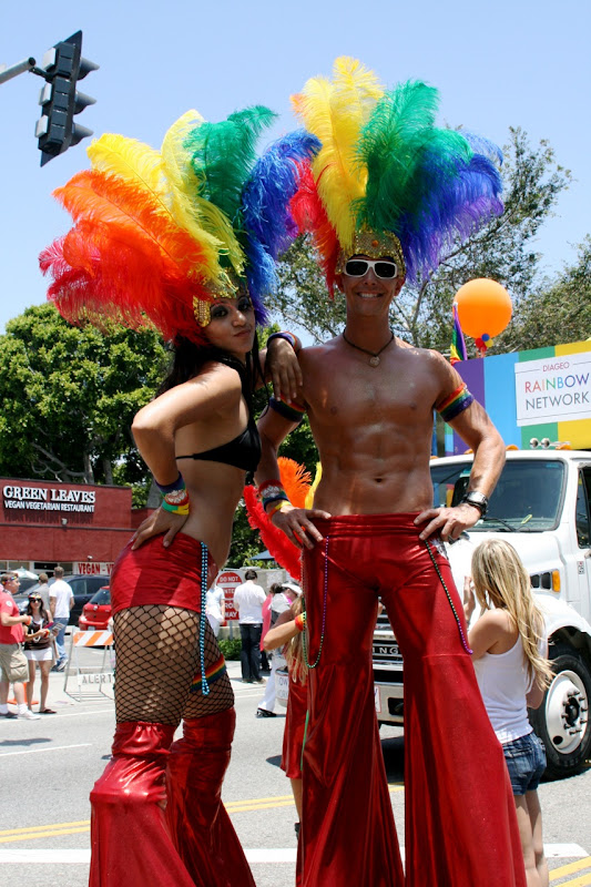 West Hollywood Gay Pride 2010