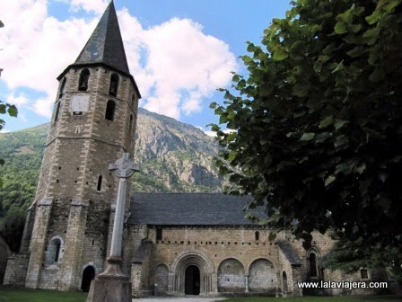Iglesia Salardu, Romanico Valle Aran