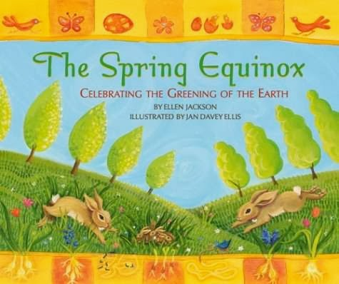 bookcover of NEW BEGINNING: Celebrating The Spring Equinox  by Ellen Jackson