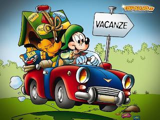 Le vacanze di Topolino