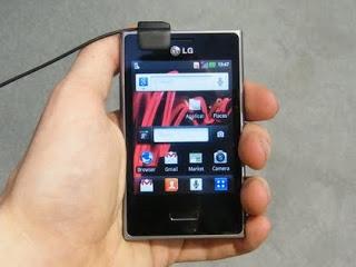 LG Optimus L3 Spesifikasi, fitur dan info harga