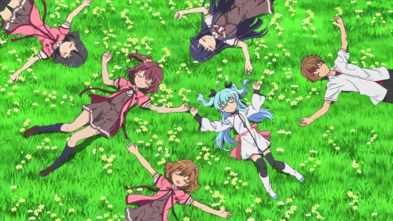 Sora no Method BD (Episode 1-13) Subtitle Indonesia + OVA