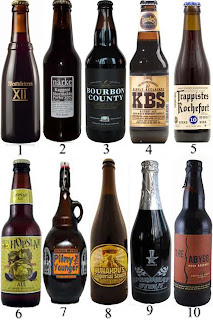 10 mejores cervezas 2012