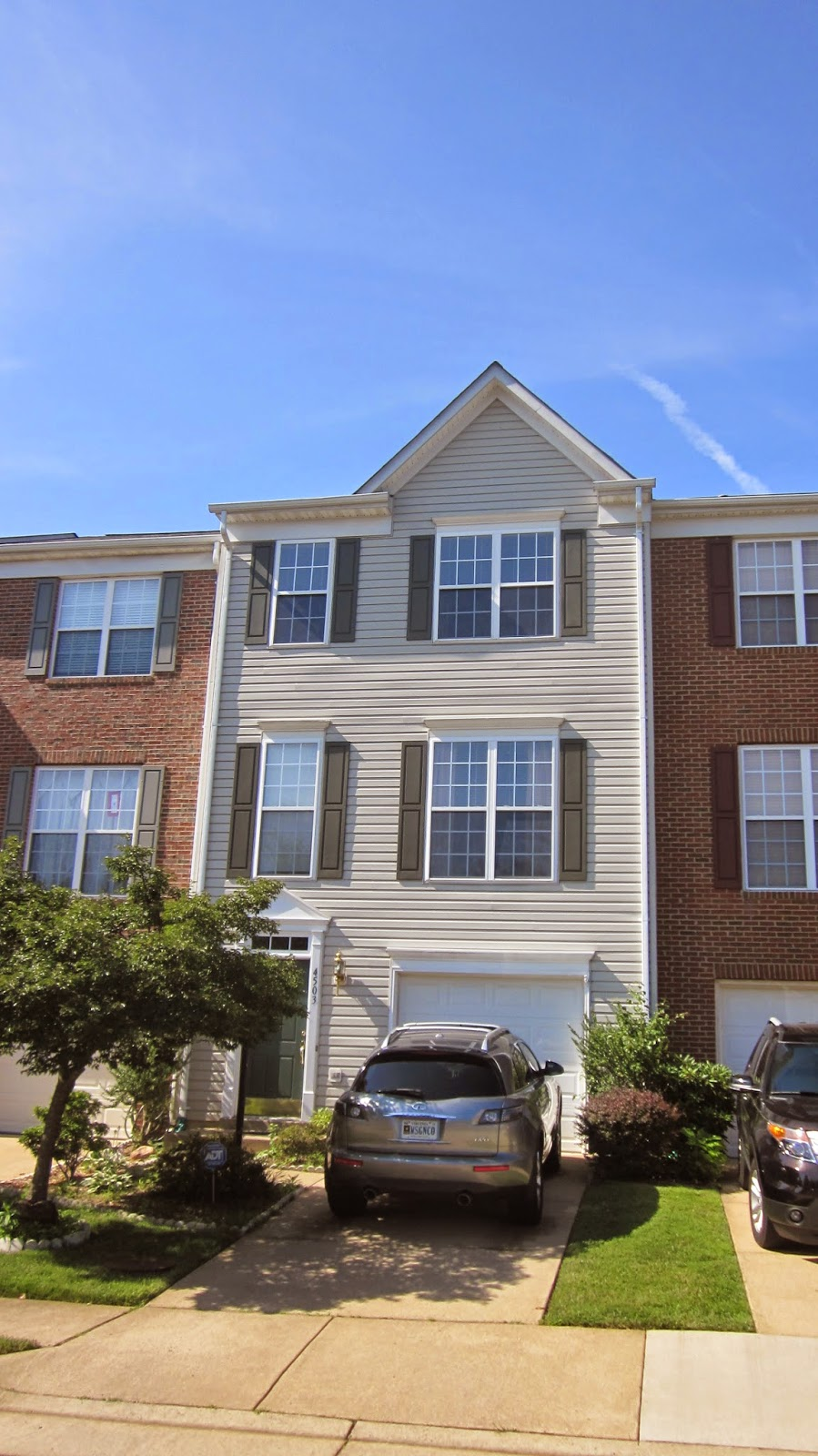 4503 torrence pl woodbridge va 22193 townhouse for rent