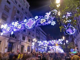 Sevilla - Iluminación Navidad 2013 - 07