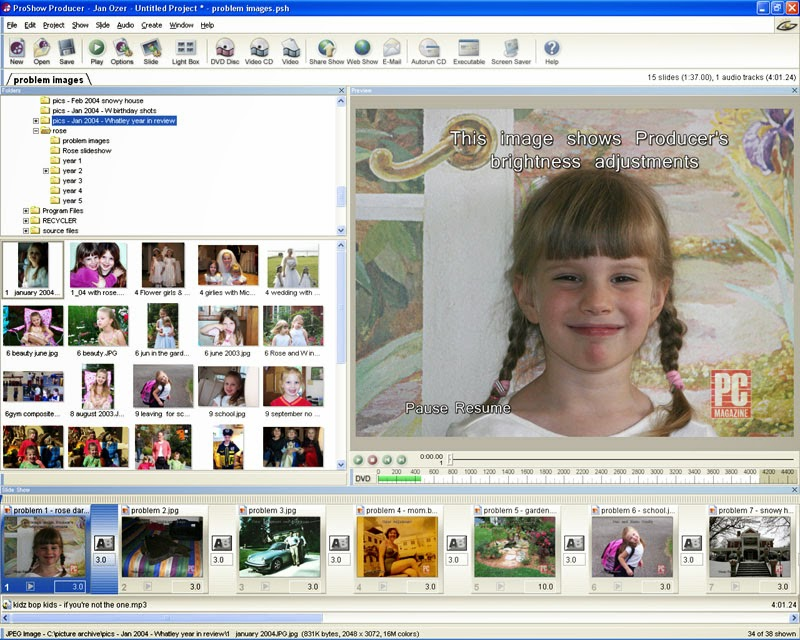 Download Photodex ProShow Producer And Gold 6 with serial key