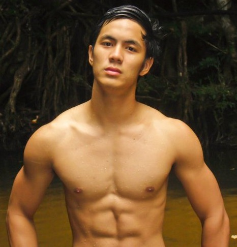 Pinoy And Asian Male Model: Pinoy Male Hot Celebrity in Bikini