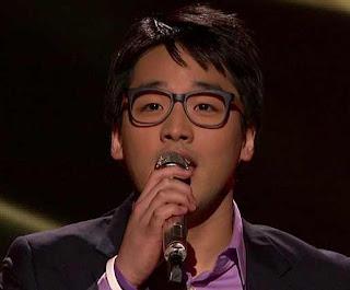 American Idol Heejun Han
