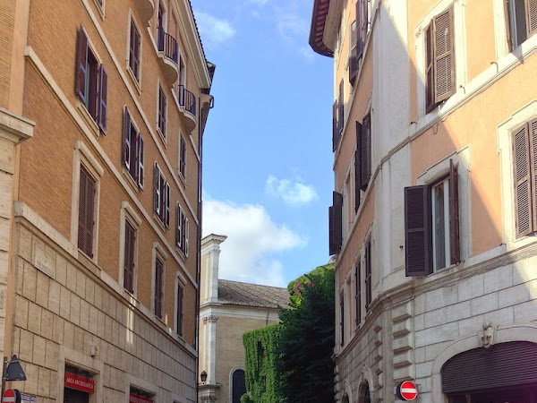 Rome and Florence Through My Phone (And a bit of Amsty and Berlin)