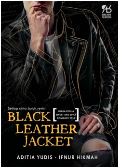 Blog Tour BlackLeatherJacket