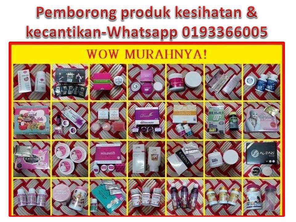 pemborong produk kecantikan muka