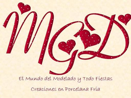 """Creaciones """"MGD"""" El Mundo del Modelado"""