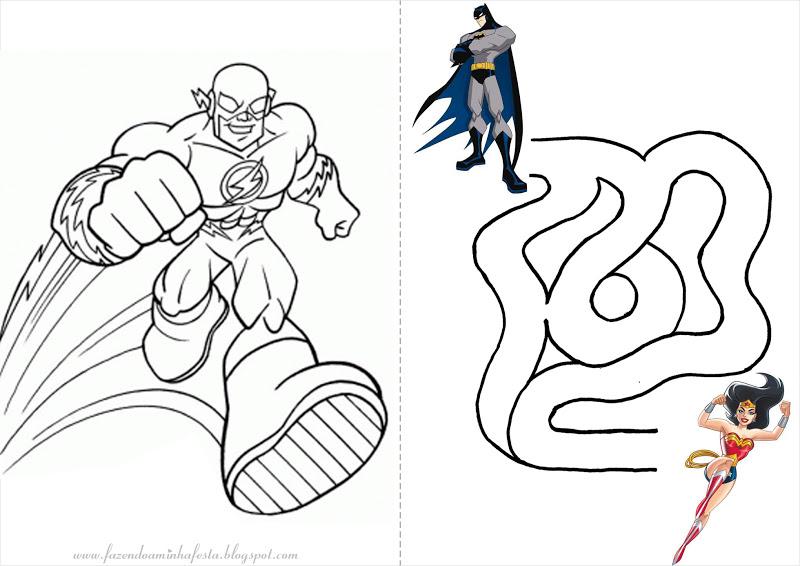 Desenhos do Batman para colorir Desenhos para colorir - imagens para colorir liga da justiça
