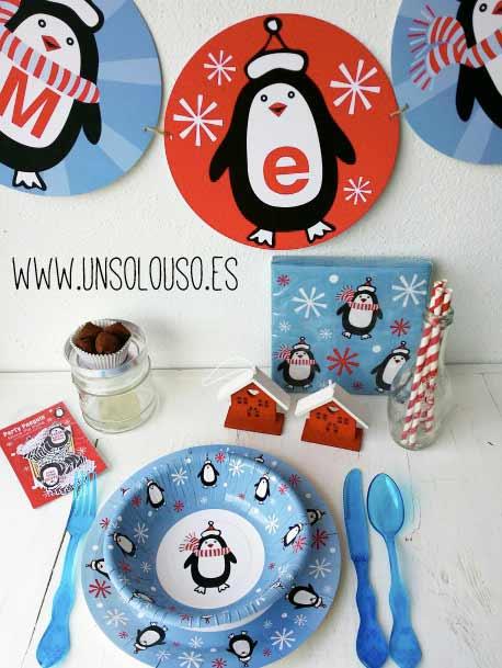 platos-navidad-mesa-infantil
