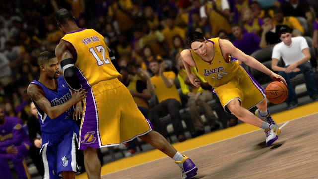 NBA 2K13 Game Screenshots