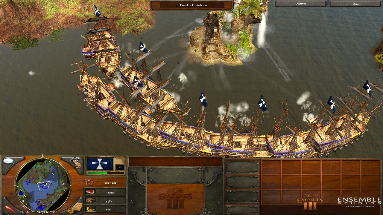 DOWNLOAD AGE OF EMPIRES III: THE WARCHIEFS PC GAME FULL ...