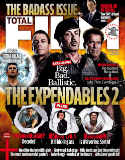 Total Film UK (2012) August E-Book 89Mb