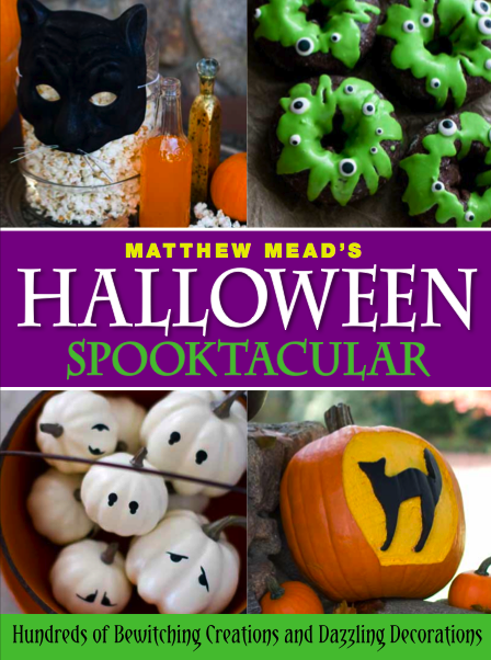Matthew Mead's Halloween Spooktacular - Your resource for a very spooky Halloween!