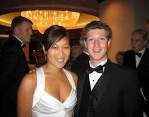 """بل جيتس"""" صاحب موقع التواصل الاجتماعى """"الفيس بوك"""" وزوجته"""