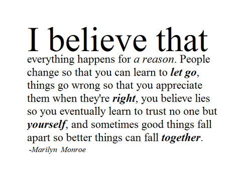 essay something i believe in