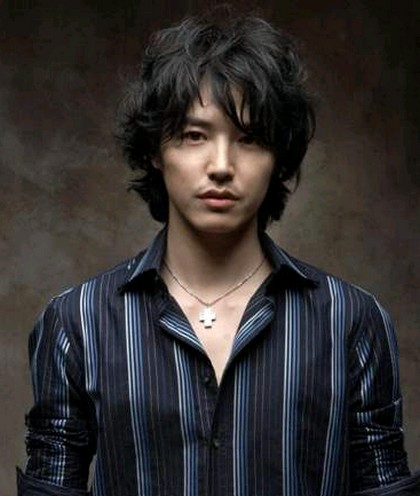 foto Yoon Sang Hyun terbaru