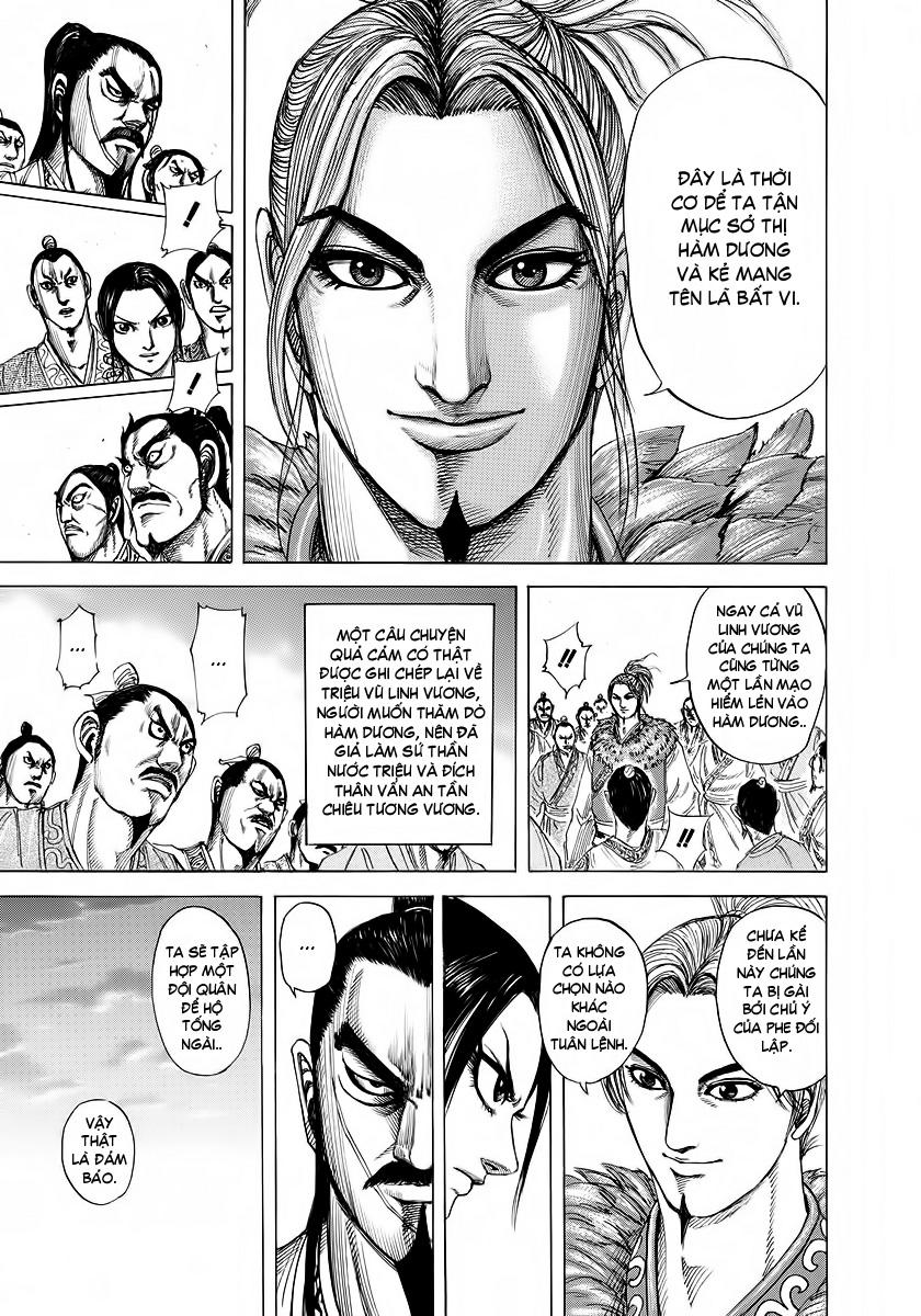 Kingdom - Vương Giả Thiên Hạ Chapter 175 page 10 - IZTruyenTranh.com