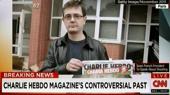 Cartoonists are Controversial and Murderers are Moderate
