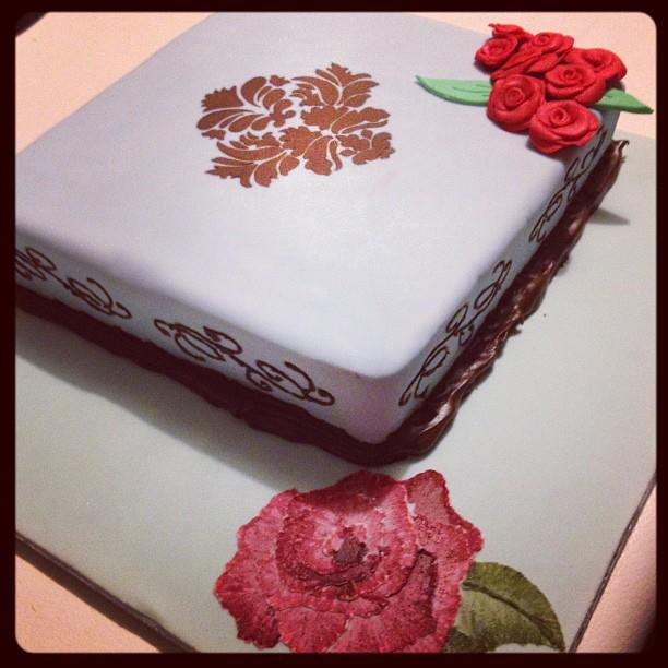Cake Decorating Classes Ct : Creative Duchess: Cake Decorating - the final class