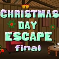 Christmas Day Escape 6 Final Walkthrough