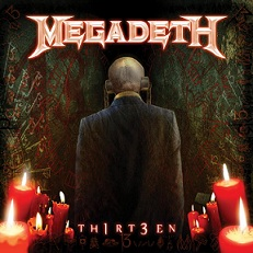 Megadeth - TH1RT3EN