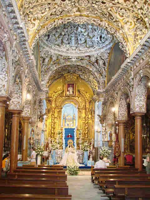 Iglesia Santa María la Blanca - Sevilla - Un poco de Sevilla