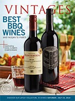 LCBO Wine Picks from July 19, 2014 Vintages Magazine