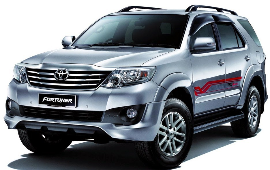 Toyota Fortuner 2015: Toyota Fortuner 2015 Major Change