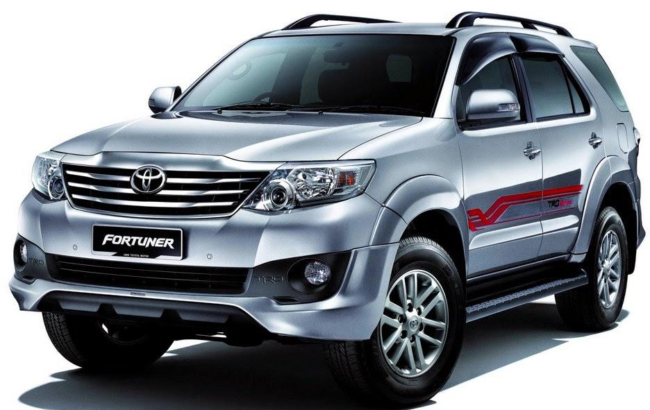 Toyota Fortuner 2015: Toyota Fortuner 2015 Major Change