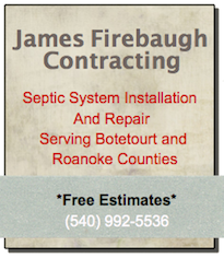 James Firebaugh Contracting