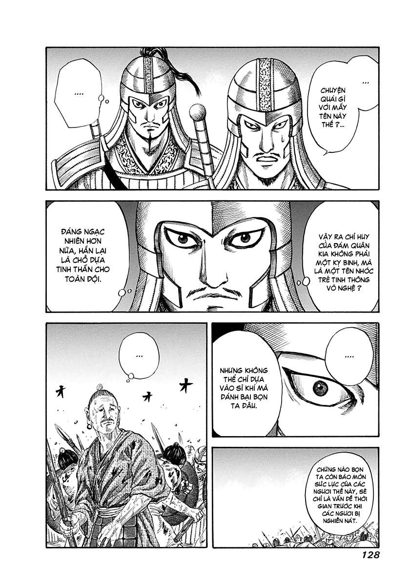 Kingdom - Vương Giả Thiên Hạ Chapter 125 page 13 - IZTruyenTranh.com