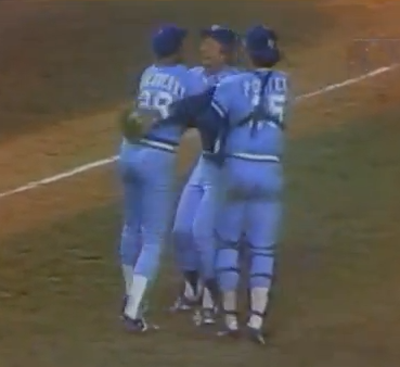 Royals Pitchers Who Clinched A Post Season Series From Quisenberry To Saberhagen