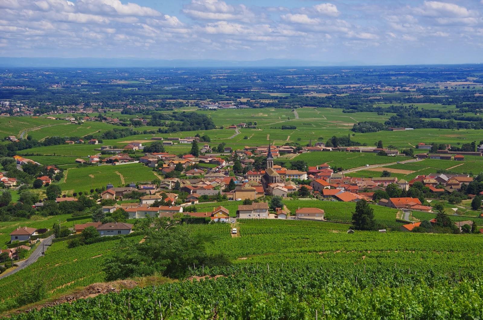Lyon And Beaujolais Wine Country Tour
