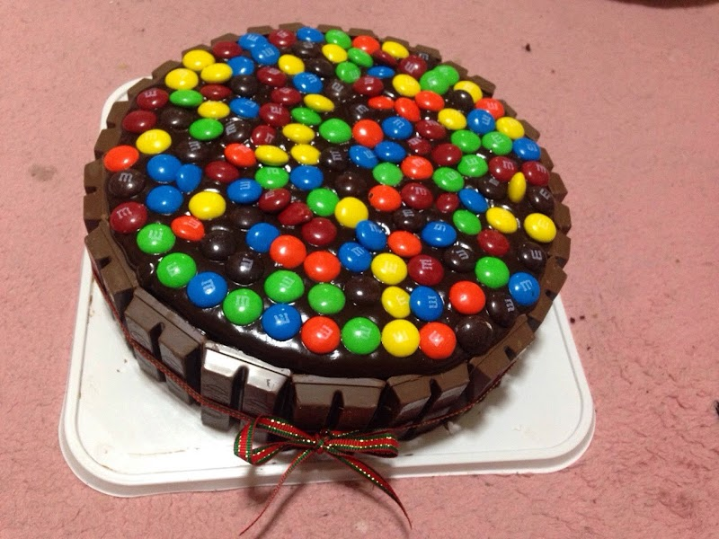 Kek Coklat Kukus di Hari Raya Aidiladha