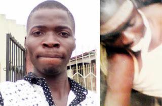 Nigeria Police Officer, ASP Salawu Tortures Carpenter To Death In Ogun
