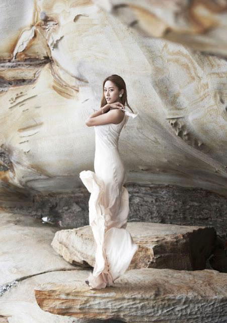 Actress Jun Hye Bin
