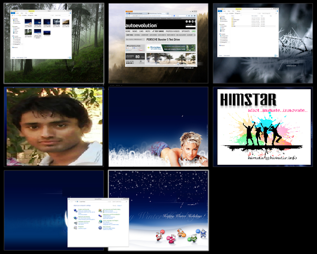 Add Multiple Virtual Desktop As 20
