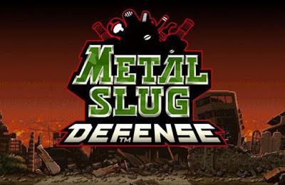 Metal Slug Defense Game Android terbaik Android Saat Ini