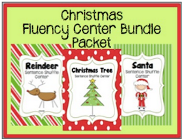 Christmas Fluency Bundle