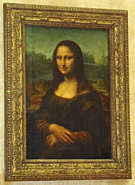Stock Pictures: Mona Lisa Painting