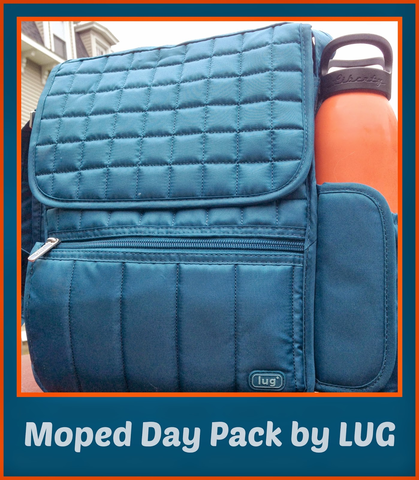 Moped Day Pack Giveaway
