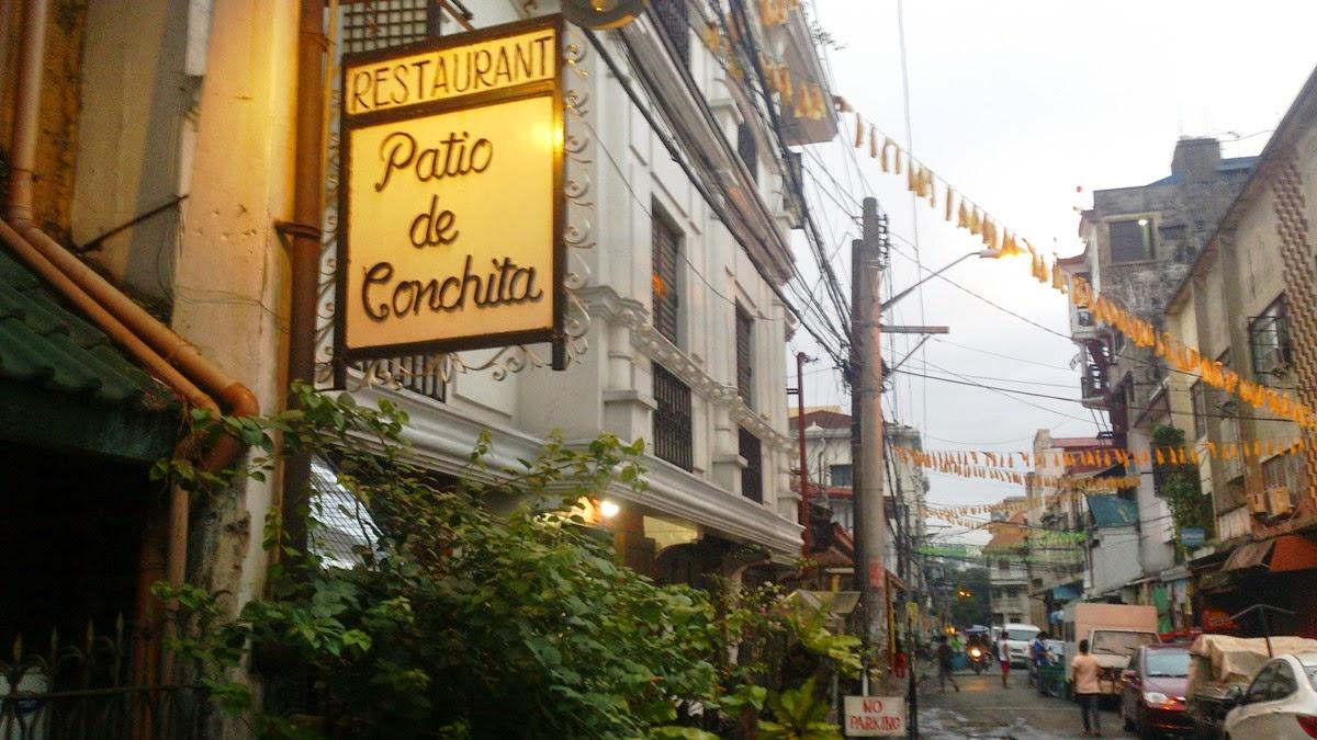 Hari Ng Larga: Patio De Conchita Intramuros Manila