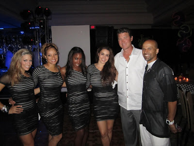 Party on the Moon, Mario Lemieux, Celebrity Invitational, Corporate Entertainment