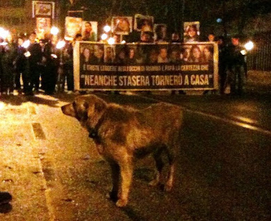 6 APRILE 2009 - 6 APRILE 2015: TERREMOTO A L'AQUILA PER NON DIMENTICARE